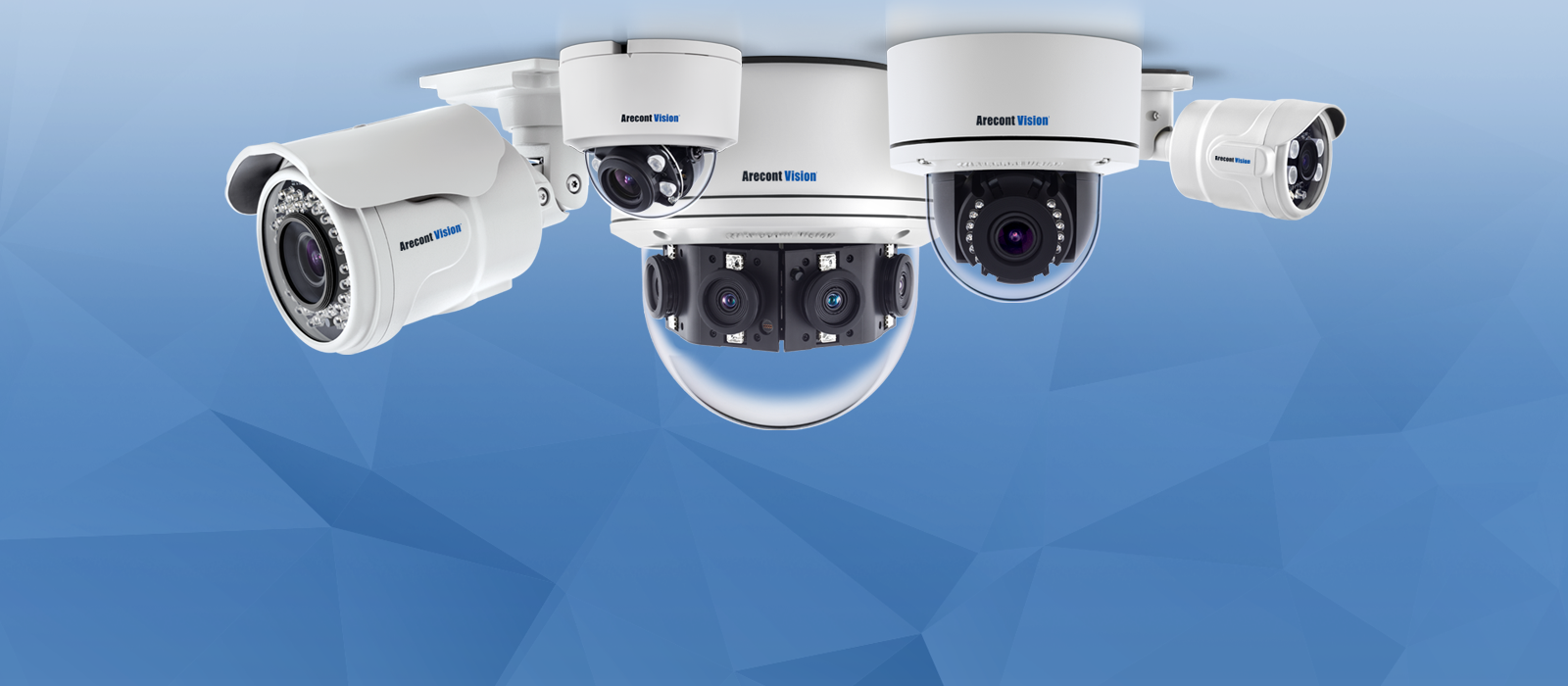 ConteraIP Single- and Multi- Sensor<br />Megapixel Cameras Now Available.