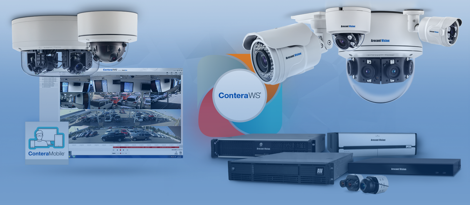 Arecont Vision Award-Winning<br />Total Video Solution.