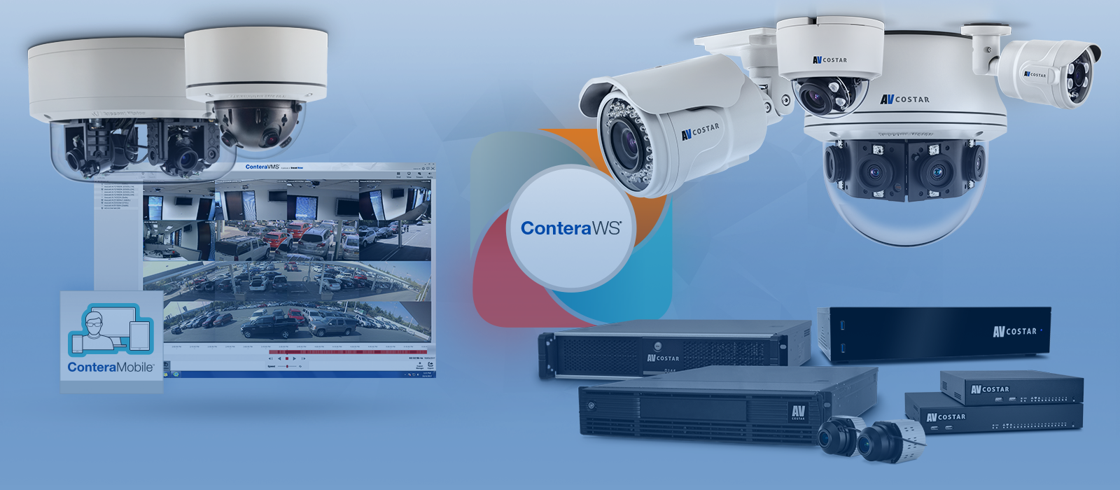 AV Costar Award-Winning<br />Total Video Solution.