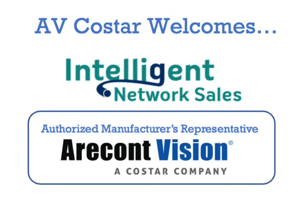 Arecont Vision Costar Welcomes Intelligent Network Sales for New England Region