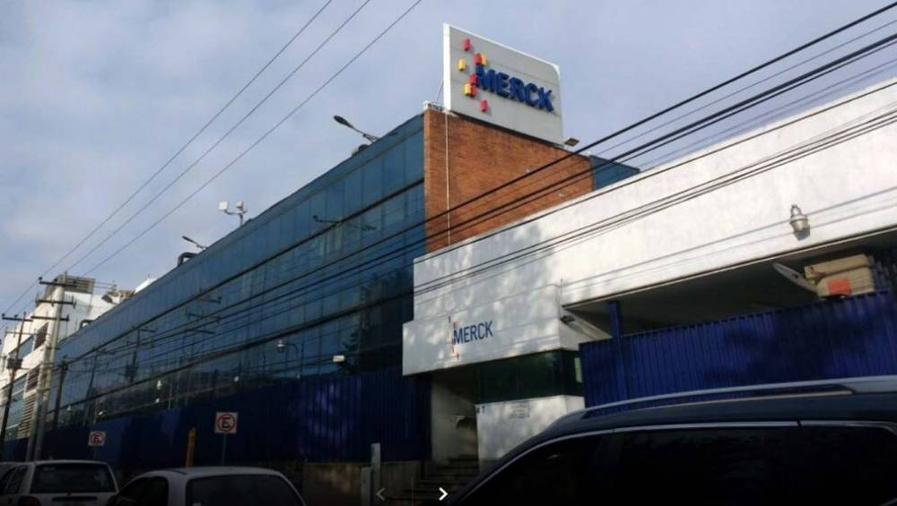 5-megapixel Arecont Vision cameras monitor Merck in Mexico City
