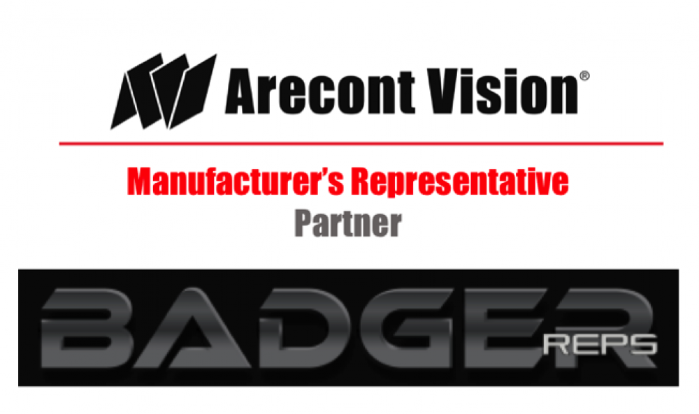 Arecont Vision® Welcomes Badger Reps as Manufacturer's Representatives for the US West Region