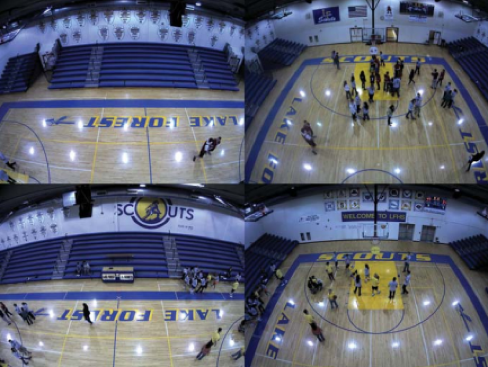 Arecont Vision Megapixel Cameras Make Top Grades at Lake Forest High School