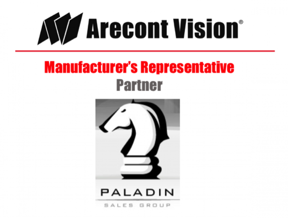 Arecont Vision® Names Paladin Sales Group as Manufacturer's Representatives for the US Northeast Region