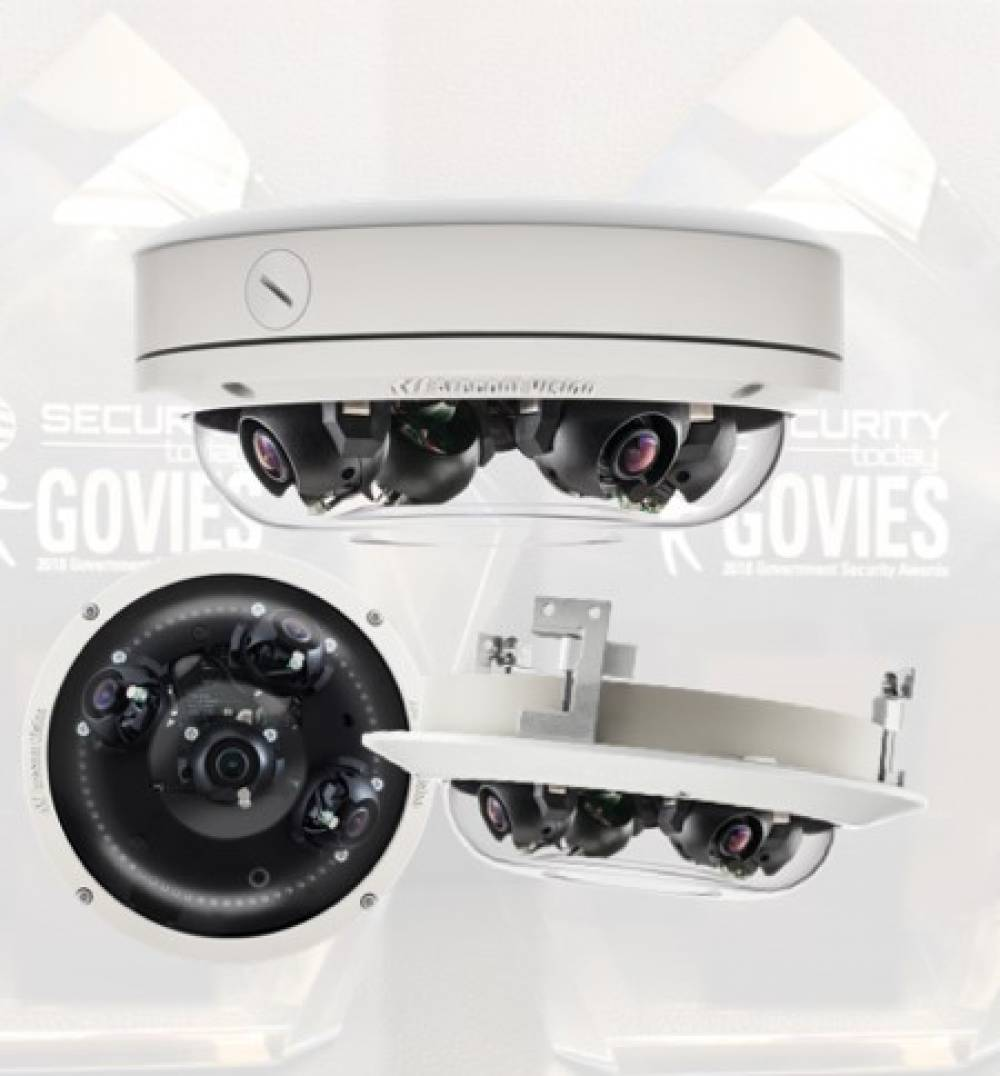 Arecont Vision Costar wins award for omnidirectional multi-camera