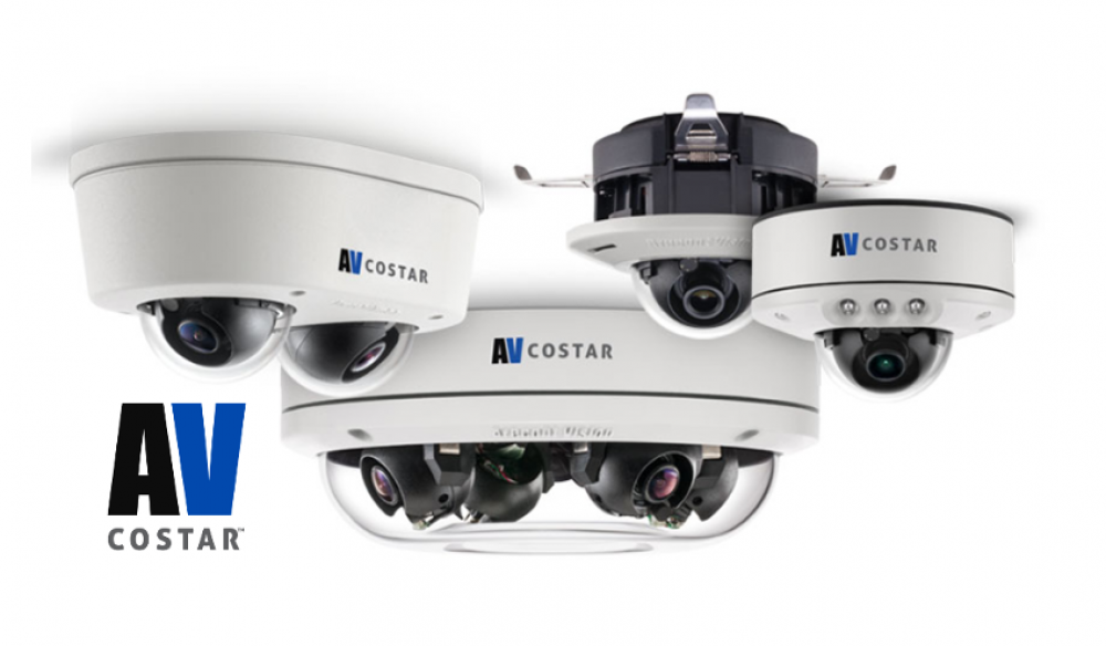 AV Costar Expands ConteraIP® Megapixel Camera Series