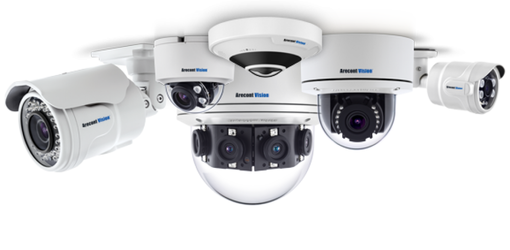 AV Costar Releases ConteraIP Dome, Bullet Cameras at GSX 2019 Chicago