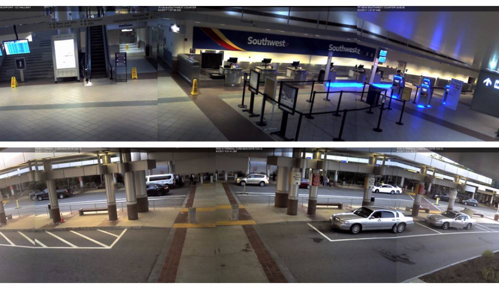 SSDC: Arecont Vision® Megapixel Cameras Deployed At Manchester-Boston Regional Airport, USA