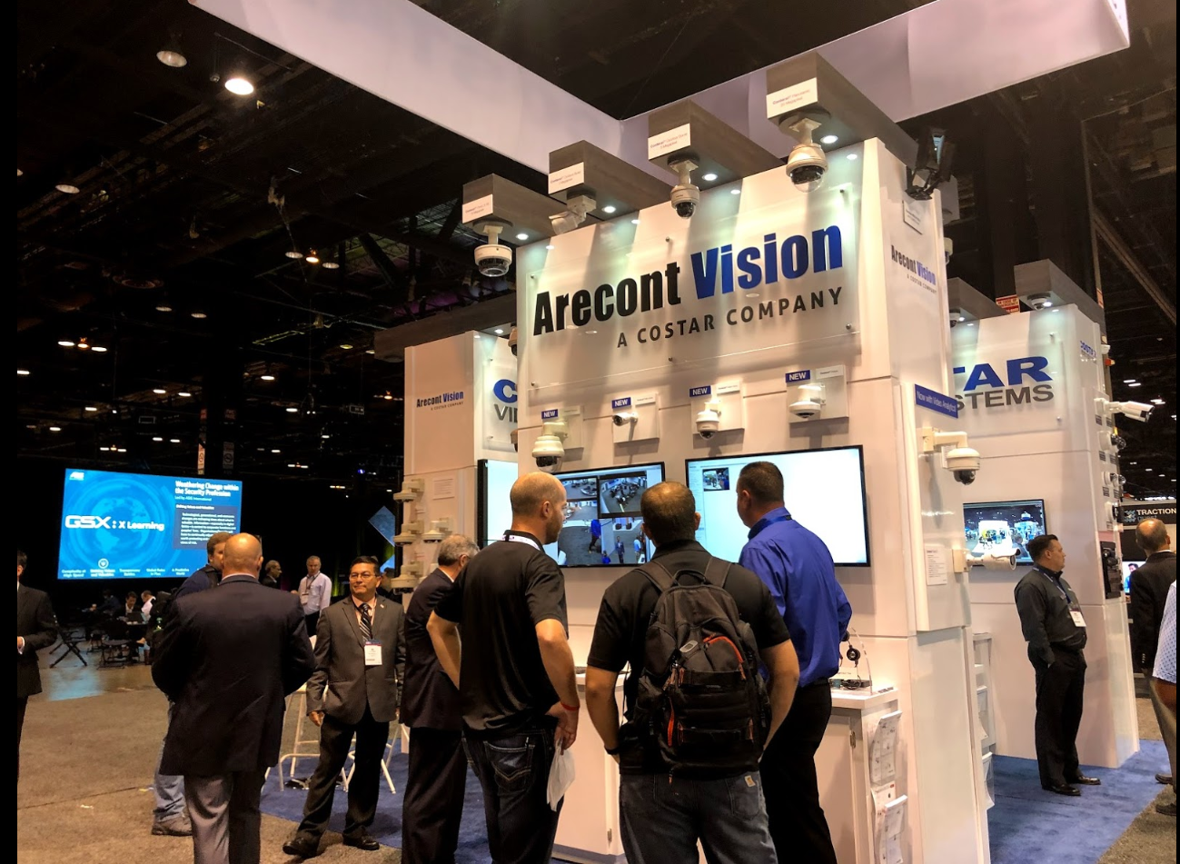 Costar & AVC Booth at GSX 2019