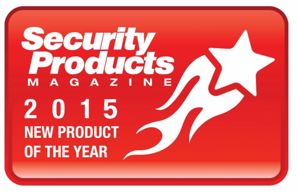 2015 Security Products New Product of the Year (Security Today)