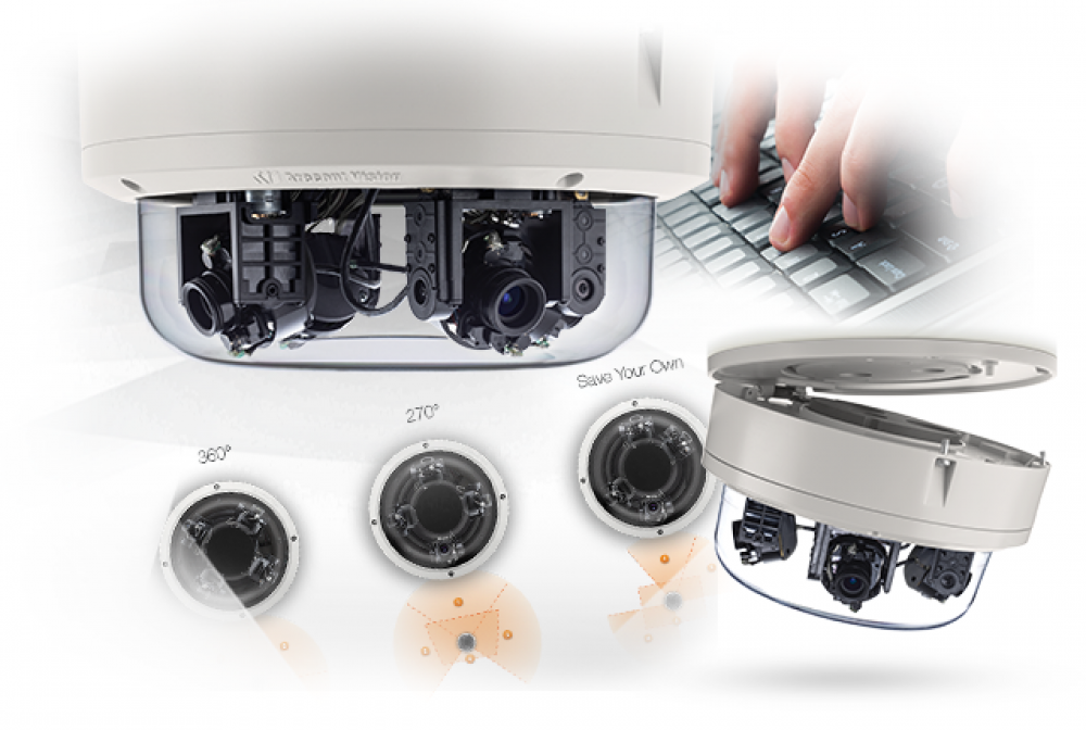 Arecont Vision SurroundVideo Omni G3 Named a Platinum Homeland Security Award Winner
