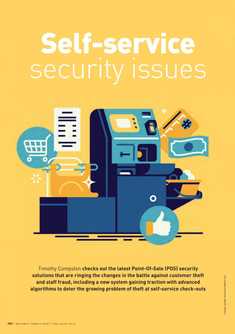 Self-Service Security Issues