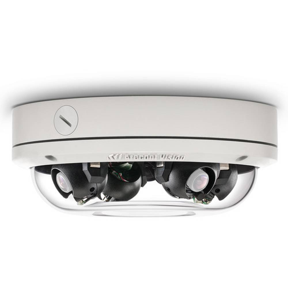 Arecont Vision Surroundvideo Omni 2nd Generation Brings Outstanding User-Selected 180-360 Degree HD Megapixel Coverage