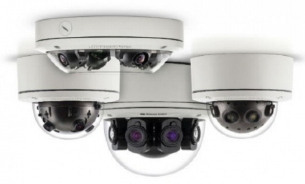 Arecont Vision® Showcases Expansion of the Multi-Sensor Megapixel SurroundVideo® Camera Series