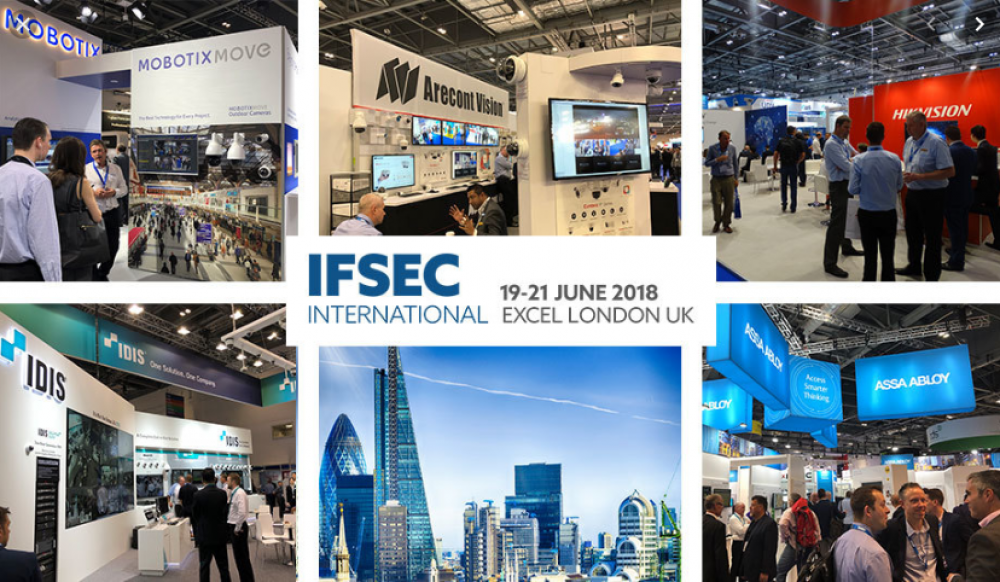 IFSEC International 2018 Highlights Solutions Approach & Open Systems