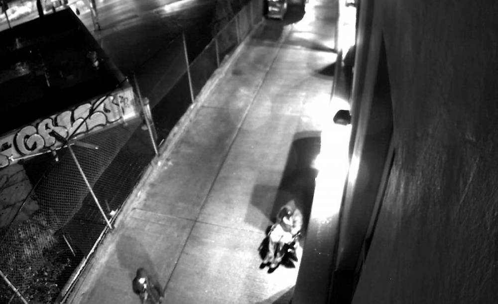 Arecont Vision® Megapixel Cameras Identify Graffiti Culprits for Seattle Retail Building