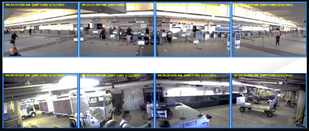 Manchester-Boston Regional Airport Deploys Made in USA Arecont Vision® Megapixel Cameras