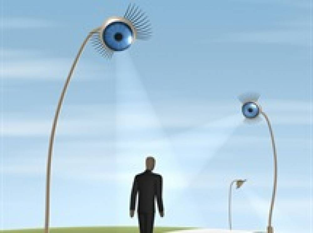 Megapixel: All Seeing Eyes