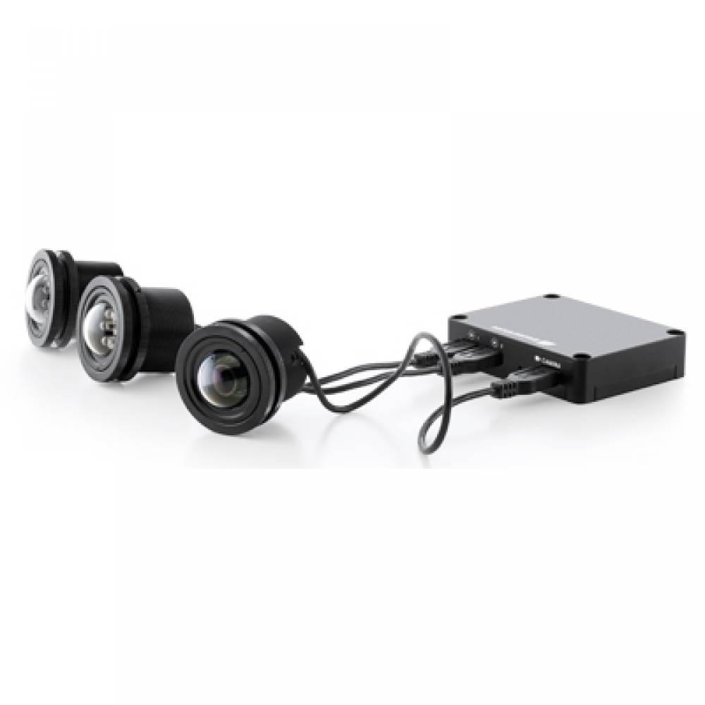 MegaVideo Flex Ultra-Compact Ultra-Flexible Megapixel Indoor/Outdoor Camera (Source Security)