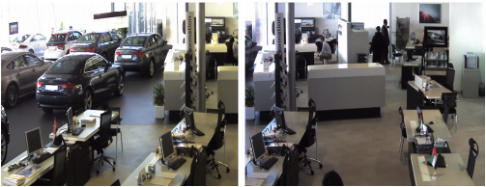Arecont Vision Panoramic Cameras Secure Al Nabooda Auto Dealerships