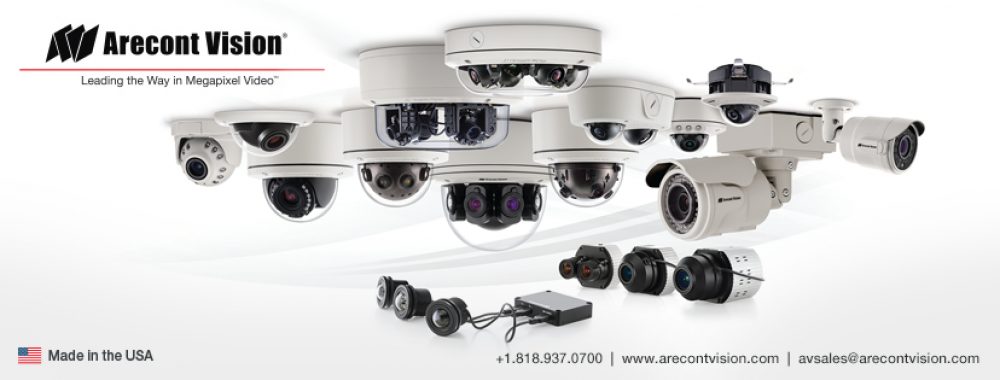 Arecont Vision Introduces New Complete Solution for Video Surveillance