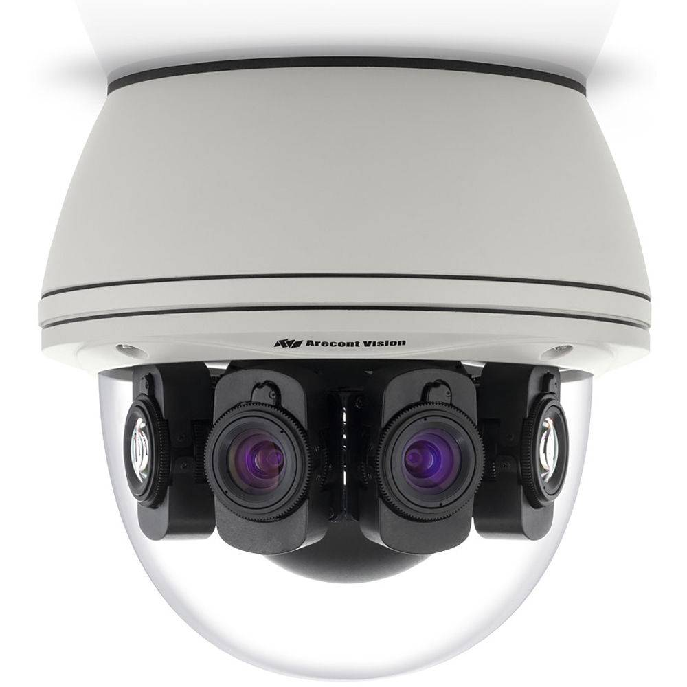 SurroundVideo G5 180-Degree for Day/Night Situational Awareness and Easy Installation with Remote Focus