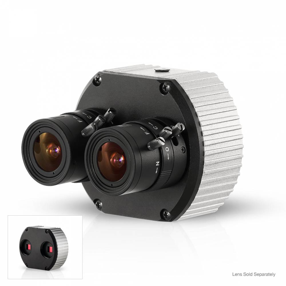 New Arecont Vision® MegaVideo® Compact Dual Sensor Megapixel Cameras Set New Benchmarks in Day/Night
