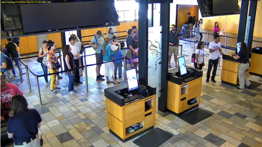 Forward-Thinking Monterey Bay Aquarium Utilizes Arecont Vision® Cameras During Security Upgrades