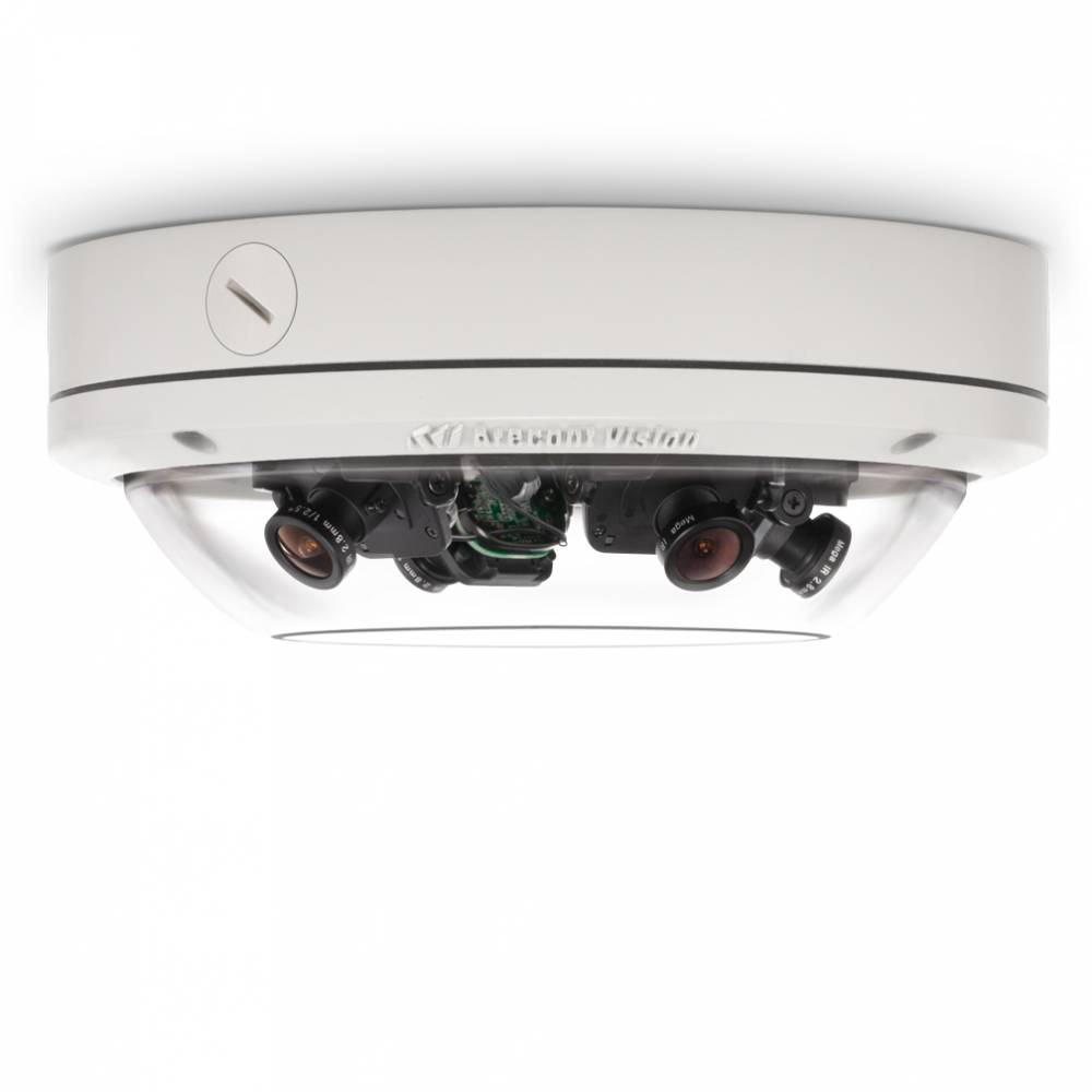 Arecont Vision® SurroundVideo® Omni Cameras Shipping Soon Due to High Interest and Demand Globally
