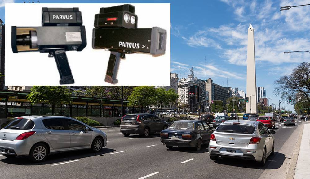 Arecont Vision 5-Megapixel Compact Camera Captures Images of Speeding Vehicles in Buenos Aires