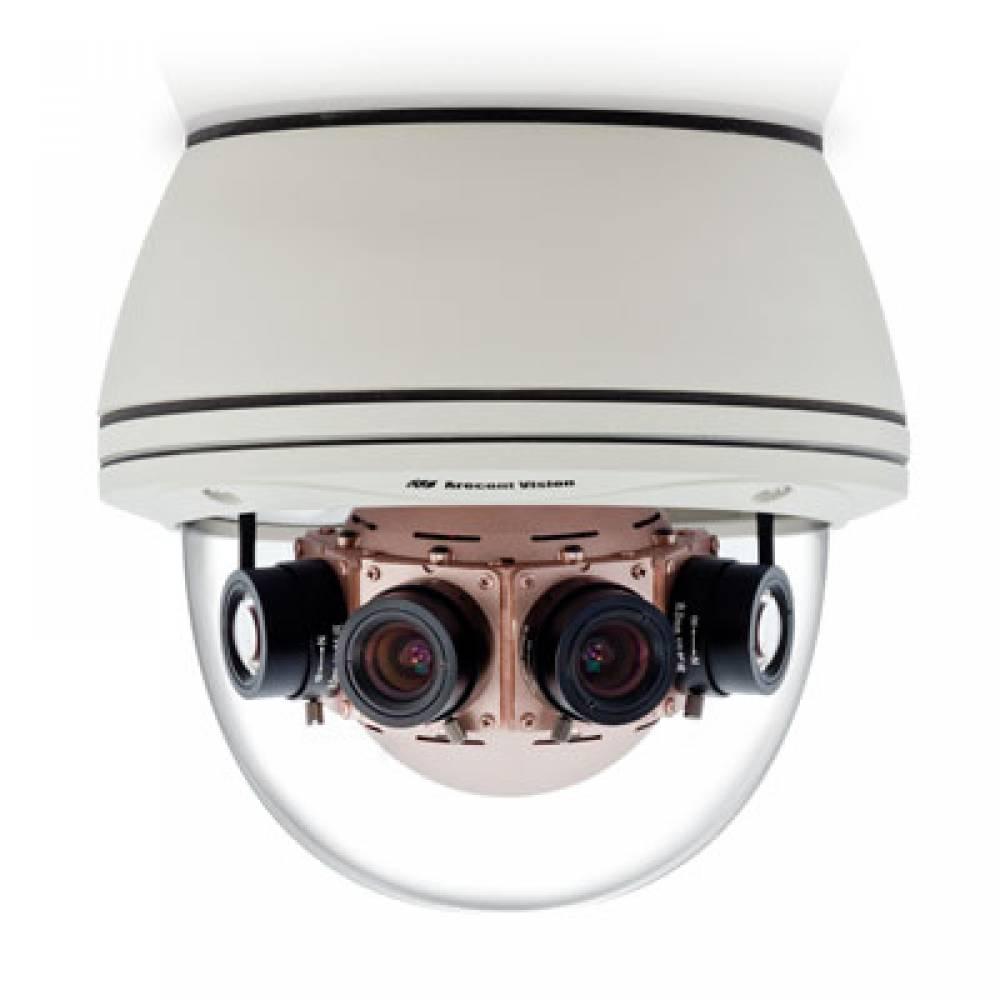 Arecont Vision Announces 20-Megapixel Panoramic IP Cameras (VideoSurveillance.com)