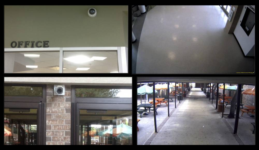Arecont Vision Megapixel Cameras Provide Smart Security for Texas School District