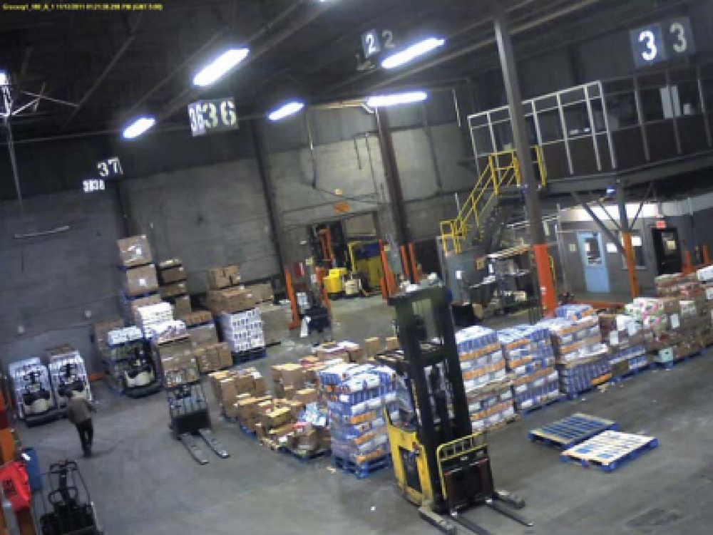 Arecont Vision Megapixel Cameras Facilitate Business Operations for the Distribution Center of the Future