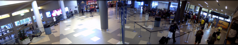 Arecont Vision Megapixel Cameras Deployed At Manchester-Boston Regional Airport