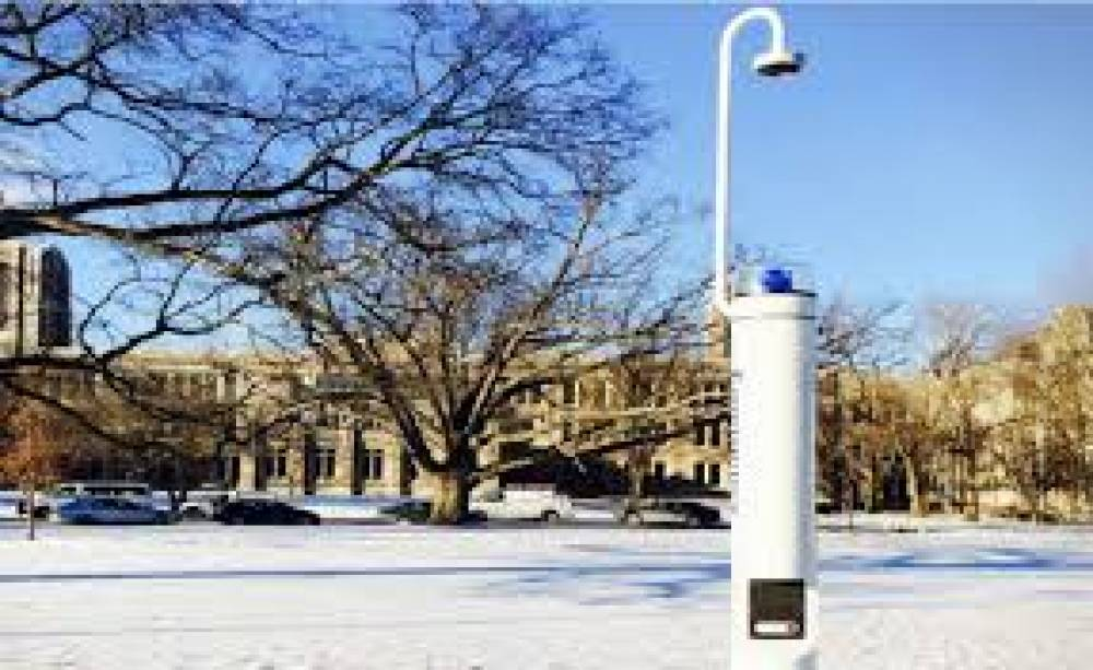 Arecont Vision® Panoramic Megapixel Cameras Help Maintain a Safe Campus at Butler University