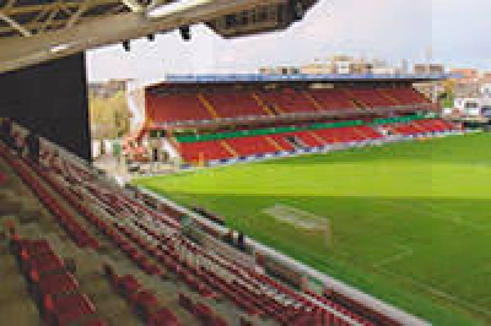 Arecont Vision – Megapixel IP Cameras for New 'Regenboogstadion' Soccer Stadium