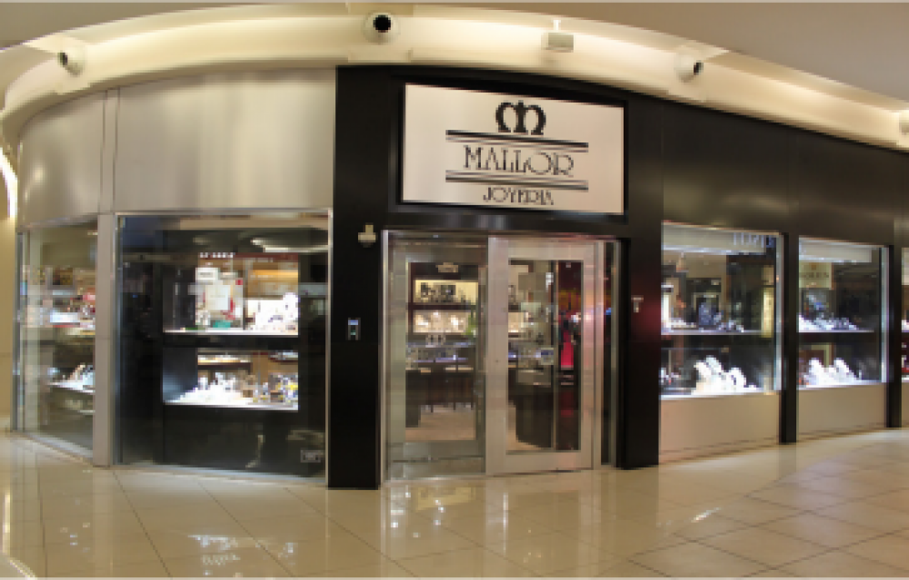 Arecont Vision Megapixel Cameras Are a Gem for Upscale Mexico Jewelry Store
