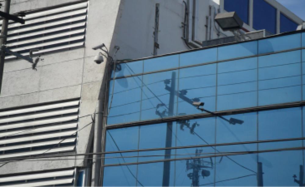 5-Megapixel Cameras Watch Perimeter Zone for Merck Facility Near Mexico City