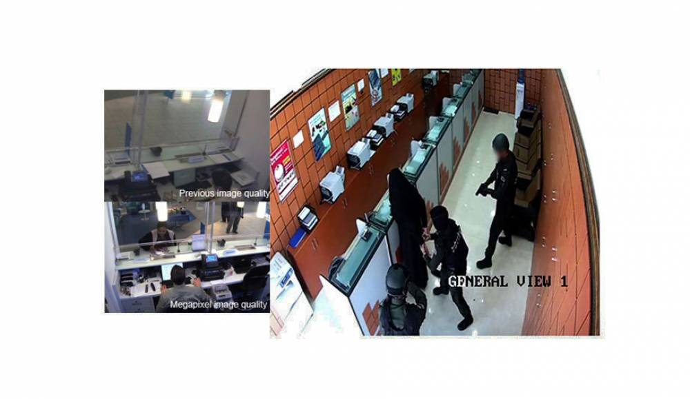Arecont Vision Megapixel Cameras Deployed by Retail Banks and Financial Services Companies Globally (Source Security)