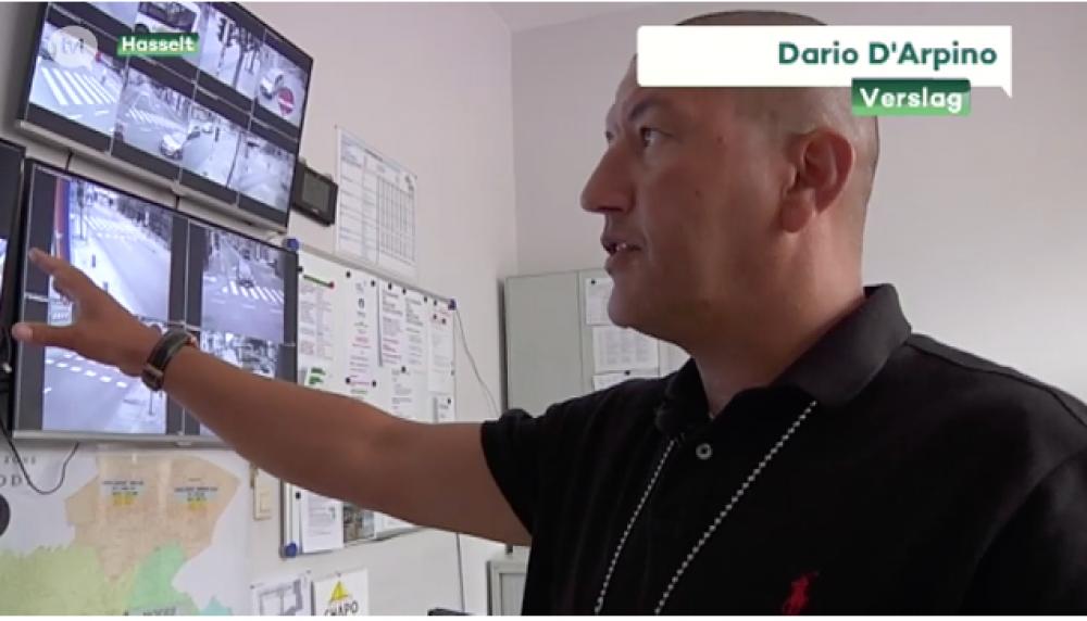 VIDEO: 150 Camera's Moeten Veiligheid in Hasselt Garanderen