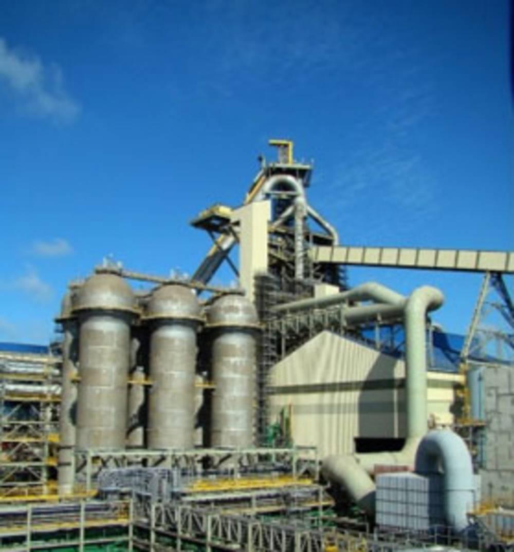 Dragon Steel Company Deploys Megapixel Video in Harsh Environment