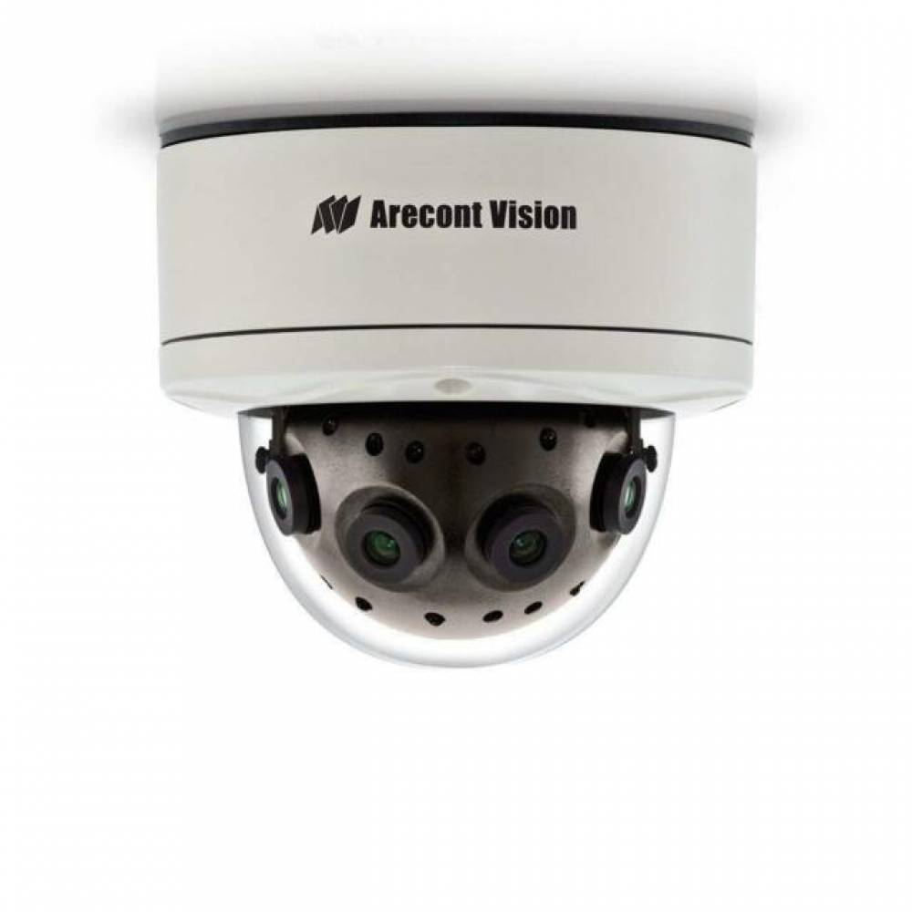 Arecont Vision Now Shipping 12-Megapixel Panoramic Camera with True Wide Dynamic Range (WDR)