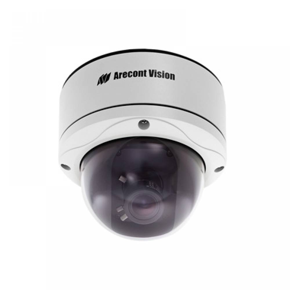 Arecont Vision Introduces MegaDome Compact All-In-One Outdoor Domes