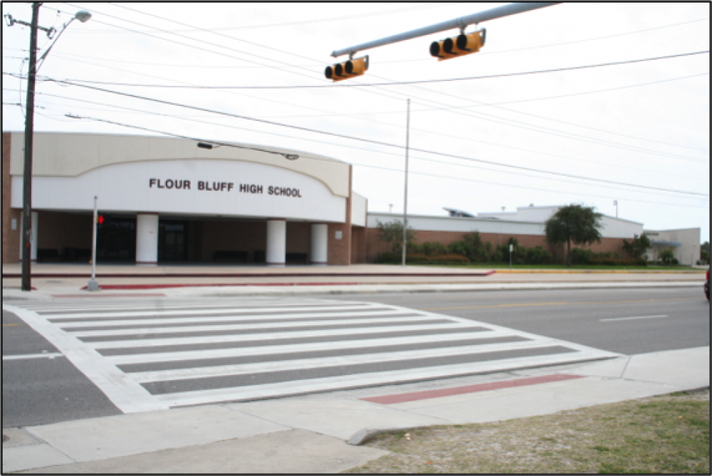 Arecont Vision Megapixel Cameras Improve Flour Bluff School Security