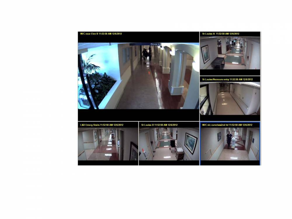 Sacred Heart Health System Revitalizes Video Surveillance System with Arecont Vision Megapixel Cameras