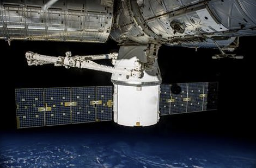 Arecont Vision® Megapixel Cameras Reach New Heights on SpaceX Dragon Spacecraft
