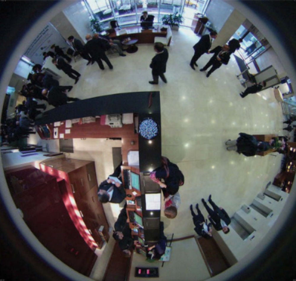 Today's Panoramic Cameras: A 360 Degree View