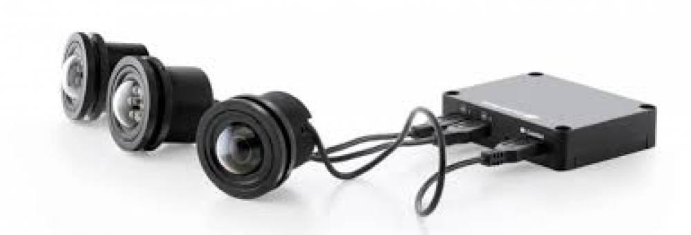 MegaVideo Flex Ultra-Low Profile/Flexible Megapixel Camera Solution (Source Security)