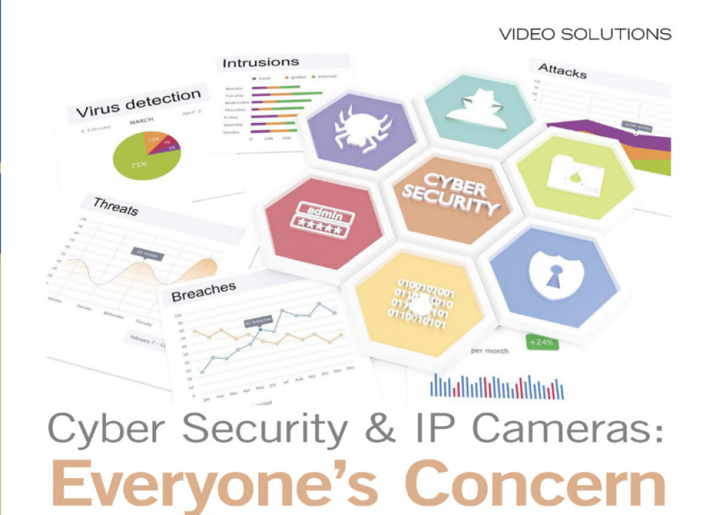 Cyber Security & IP Cameras: Everyone's Concern