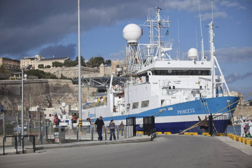 Valetta Grand Harbor Benefits from GVD IP Surveillance System